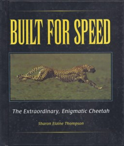 Built for speed cover