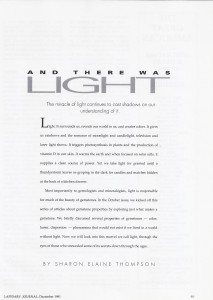 And there was light LJ cover