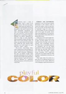 Playful Color LJ cover