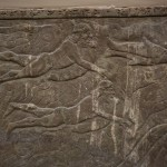 Assyrian relief from Nimrud. British Museum. Photo Acrossky, www.arcalog.com